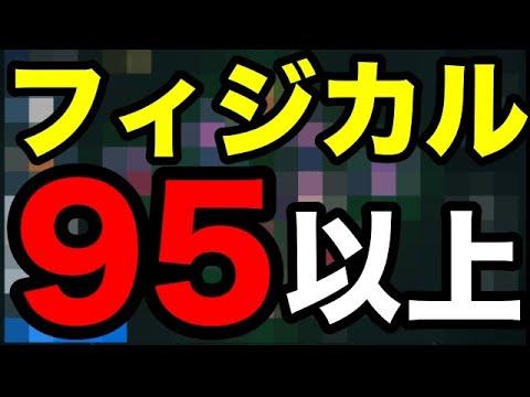 【全員フィジカル95以上】スカッドがえぐいw【ウイイレ2021アプリ】