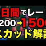 5日間でレート1500到達!スカッドを紹介!!!【ウイイレ2021アプリ】